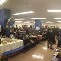 Photo taken at Columbus Ave Flea Market by Sean A. on 12/30/2012