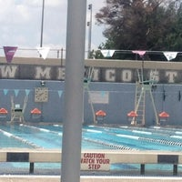 Photo taken at Aquatic Center by Stu B. on 7/23/2014