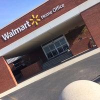Photo taken at Walmart Home Office by Cassie M. on 4/16/2014