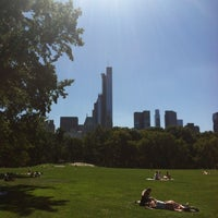 Photo taken at Sheep Meadow - Central Park by 🇫🇷 Michel D. on 9/4/2013
