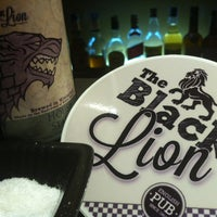 Photo taken at The Black Lion by Sònia T. on 6/6/2013