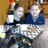 Photo taken at Bishop's BBQ Grill by Russell S. on 1/7/2013