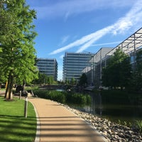 Photo taken at Chiswick Business Park by Grant D. on 6/21/2016