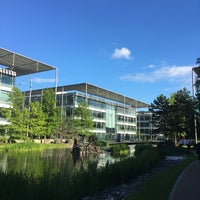 Photo taken at Chiswick Business Park by Grant D. on 6/20/2016