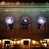 Photo taken at BAM Rose Cinemas by Matthew E. on 10/24/2012