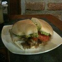 Photo taken at Teno Sandwich by Felipe G. on 4/5/2013