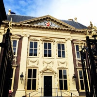 Photo taken at Mauritshuis by Mariana M. on 2/24/2015