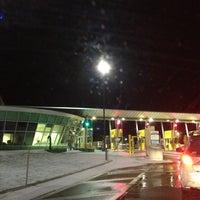Photo taken at United States Border Station - Highgate Springs by Harjit on 1/20/2013