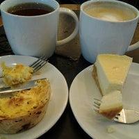 Photo taken at Starbucks by satyani i. on 11/18/2012