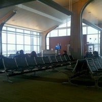Photo taken at MBS International Airport (MBS) by Larry S. on 1/2/2013