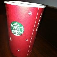 Photo taken at Starbucks by Estefania on 12/22/2012