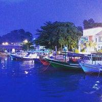 Photo taken at Pulau Pramuka by David O. on 10/22/2016