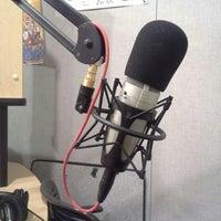 Photo taken at Vocalo 89.5 FM by Katie K. on 12/18/2013