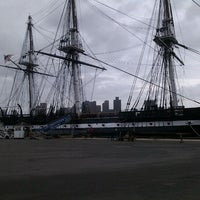 Photo taken at The Freedom Trail by Francesco T. on 3/12/2013