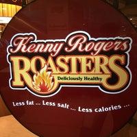 Photo taken at Kenny Rogers Roasters by Julian R. on 4/18/2016
