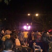 Photo taken at Parque del Resurgimiento by Jose P. on 12/7/2012