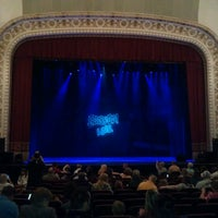Photo taken at Palace Theatre by David C. on 4/7/2013