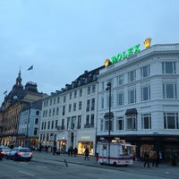 Photo taken at Kongens Nytorv by Sergey C. on 4/13/2013