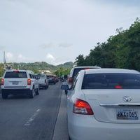 Photo taken at Expreso Luis A. Ferré (PR-52) by Maher L. on 7/29/2016