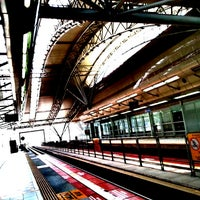 Photo taken at Stesen Sentral Kuala Lumpur by Joe Goh J. on 6/2/2013