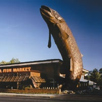 Photo taken at Atlanta Fish Market by Atlanta Fish Market on 8/11/2014