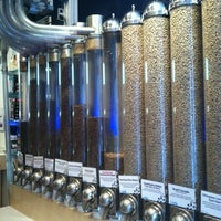 Photo taken at Roasting Plant Coffee by Emerald Y. on 11/25/2012