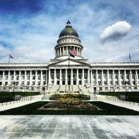 Photo taken at Utah State Capitol Building by Colton G. on 4/8/2013