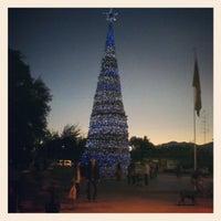 Photo taken at Plaza De Graneros by Mateo Octavio on 12/26/2012
