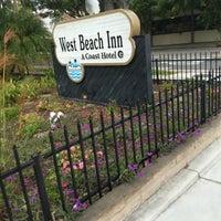 Photo taken at West Beach Inn by toisan on 6/2/2016