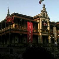 Photo taken at Palacio de Hierro by Carlos G. on 1/1/2013