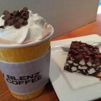 Photo taken at Blenz Coffee by Fabio R. on 3/22/2015