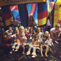 Photo taken at Pump It Up by Perla L. on 10/19/2014