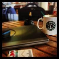 Photo taken at Starbucks by Sol B. on 10/22/2012