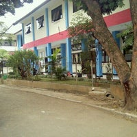 Photo taken at SMA Labschool UPI by M.Faizal D. on 9/21/2012