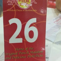 Photo taken at Amber Golden Chain of Restaurants by Chareth M. on 3/20/2015
