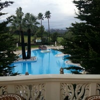Photo taken at Dénia Marriott La Sella Golf Resort & Spa ***** by Kristoffer M. on 11/16/2013