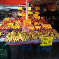Photo taken at Markt am Carlsplatz by Kristoffer M. on 10/20/2012