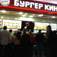 Photo taken at Burger King by Timofeiv C. on 3/30/2013