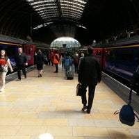 Photo taken at Platform 2 by Andy W. on 5/1/2013
