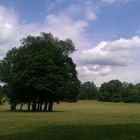 Photo taken at Princeton Battlefield State Park by David V. on 8/7/2013