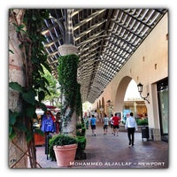 Photo taken at Fashion Island by Mohammed A. on 4/26/2013