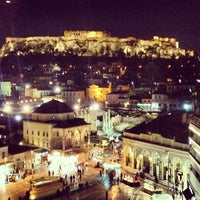 Photo taken at A for Athens by Anna F. on 4/20/2013