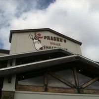 Photo taken at Prasek's Hillje Smokehouse by Peter L. on 2/24/2013