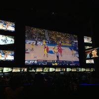 Photo taken at Real Sports Bar & Grill by Prantik S. on 4/7/2013