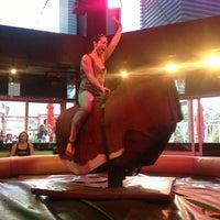 Photo taken at PBR Rock Bar & Grill by Renée V. on 6/10/2013