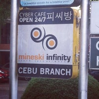 Photo taken at Mineski Infinity by Chris Angelo C. on 1/16/2015