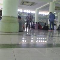 Photo taken at Masjid Umar bin Khattab UMI by Ai 2. on 11/9/2012