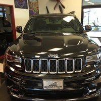 Photo taken at Bergstrom Chrysler Dodge Jeep Ram of Kaukauna by Craig R. on 9/11/2013