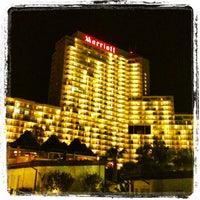 Photo taken at Orlando World Center Marriott by Jorge L. on 5/7/2013