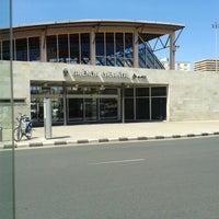 Photo taken at Estació de Tren - València-Cabanyal by Fernando M. on 4/12/2013